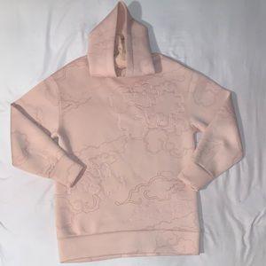H&M x Nicki Minaj Pink Clouds Sweatshirt